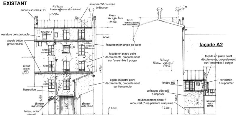 maison ancienne la construction diagnostic interventions