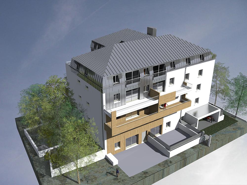 Projets Acom Architectes